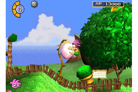 Tomba 2 :The evil Swine (PSX) ~ Free Download App