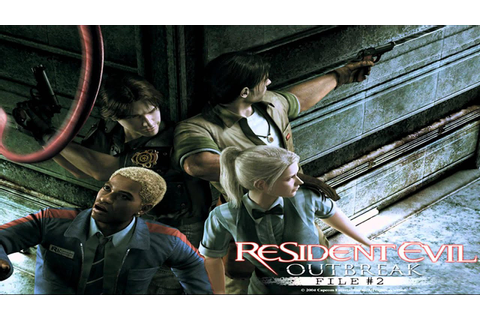 Resident Evil Outbreak File 2 OST HD - 29 - Outbreak File ...