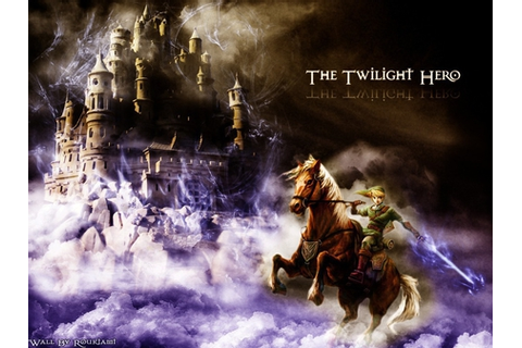 The Twilight Hero - Zelda & Video Games Background ...