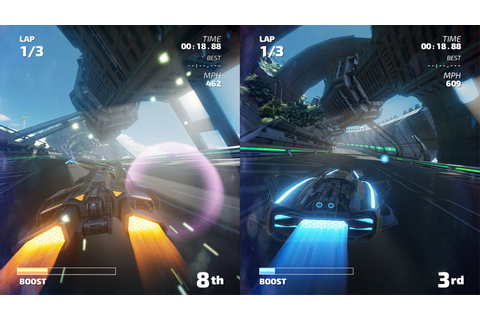 'Fast RMX' Review: An exhilarating ode to F-Zero | Digital ...