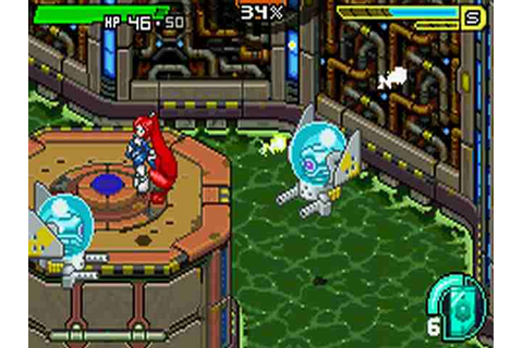 All Scurge: Hive Screenshots for Nintendo DS, Gameboy Advance