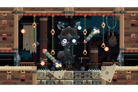 Flinthook Releases on the Switch eShop on 9th March ...