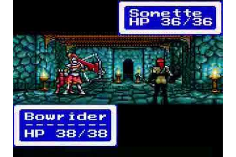 Shining Force Gaiden Final Conflict Eiku Part 1 - YouTube