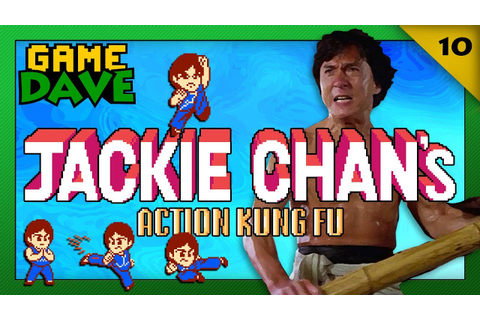 Jackie Chan's Action Kung Fu | Game Dave Series Finale ...