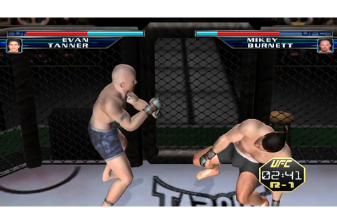 UFC Throwdown Download Game | GameFabrique
