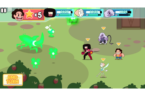 Attack the Light – Steven Universe Review: Neato Burrito ...