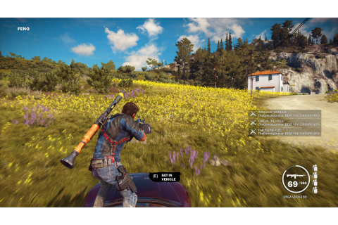 Just Cause 3 Collectible Guide and Mission Walkthrough ...