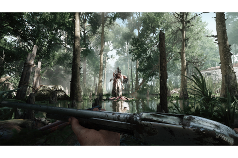 Hunt: Showdown - first gameplay footage features a massive ...