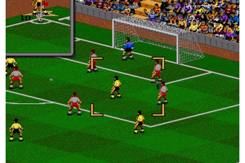 FIFA Soccer 95 – The 500