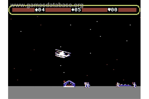 Choplifter! - Commodore 64 - Games Database