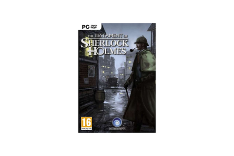 The Testament of Sherlock Holmes, PC - Specificaties ...