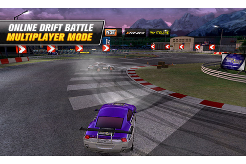 Drift Mania Championship 2 - a racing game powered by the ...