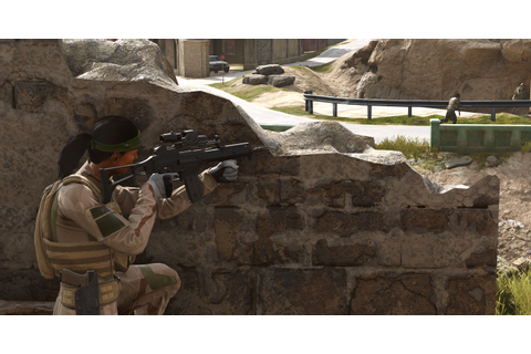 Insurgency Sandstorm Mod Support Will Be Added After ...