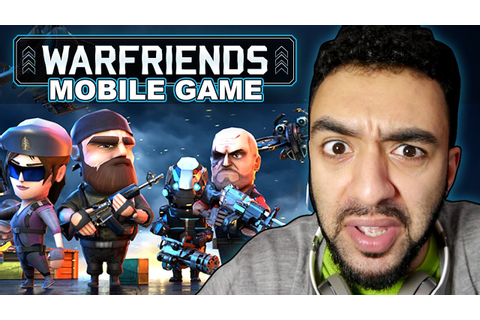 WARFRIENDS GAMEPLAY: War with Friends MULTIPLAYER PvP ...