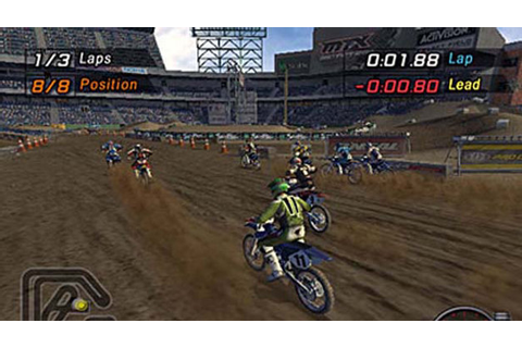 MTX Mototrax Game | PS2 - PlayStation