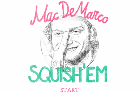 Help Mac DeMarco Kill Roaches in 'Squish'Em' Video Game | SPIN
