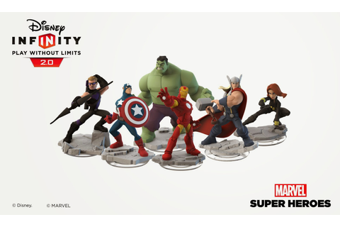 Disney Infinity 2.0 Press Event Details - Marvel, Merida ...