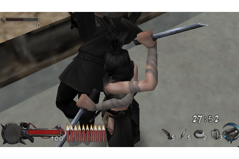 Tenchu: Time of the Assassins Recension - Gamereactor