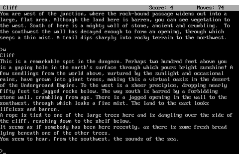 Zork III: The Dungeon Master | Death By Troggles