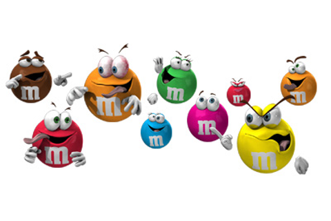 M&M's Characters - Chocolate Wiki
