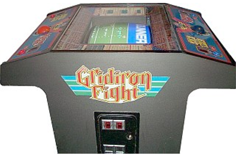 Gridiron Fight - Videogame by Tehkan