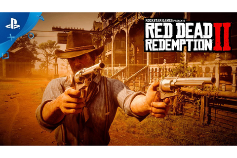 Red Dead Redemption 2 Game | PS4 - PlayStation