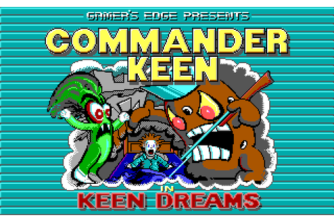 AbandonSpot: Commander Keen in Keen Dreams