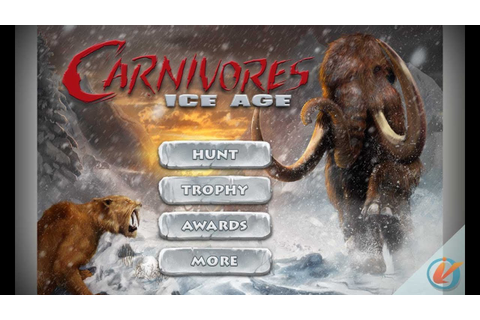 Carnivores Ice Age - iPhone Game Preview - YouTube