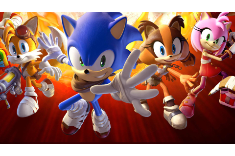 Sonic Boom sequel heads to 3DS from Sega and Sanzaru Games