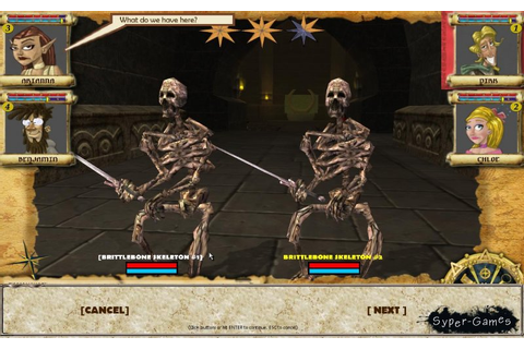 Frayed Knights: The Skull of S'makh-Daon » Скачать игры ...