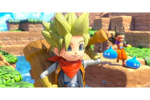 Dragon Quest Builders 2 Will Receive A Playable Demo On ...