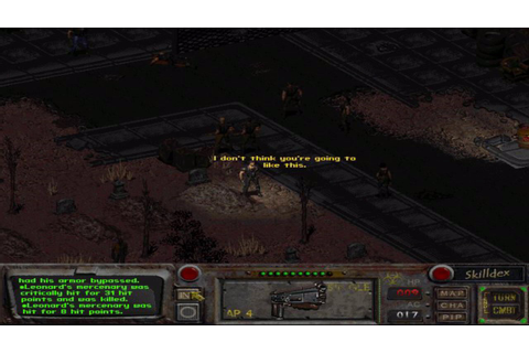 Let's Play 'Fallout 1.5 - Resurrection' Teil 5 ...