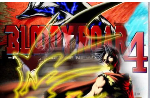Download Game Bloody Roar 4 Free (UPDATE 2017) ~ BLO6 9RATIS™