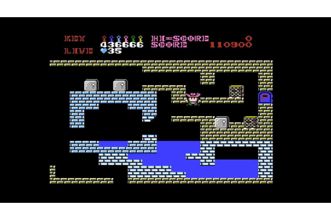[Famicom] Castle Excellent (J) (aka Castlequest) All Rooms ...