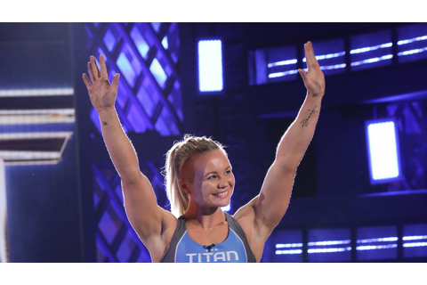 'The Titan Games': Meet the first female champion on NBC's ...