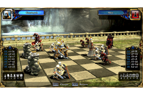 Download Battle vs Chess Full PC Game