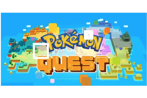 Get ready, Pokémon Quest arrives on iOS and Android