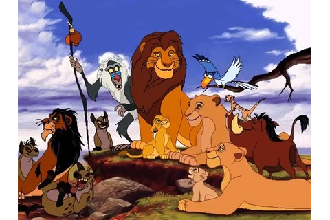 Download Disney's Animated Storybook: The Lion King ...