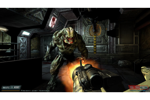 Doom 3 BFG Hi Def 2.7 - High definition BFG that runs mods ...