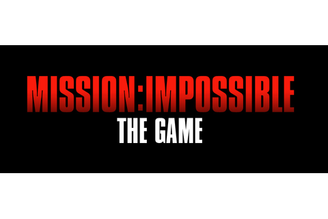 Mission Impossible game logo | EclipseMagazine