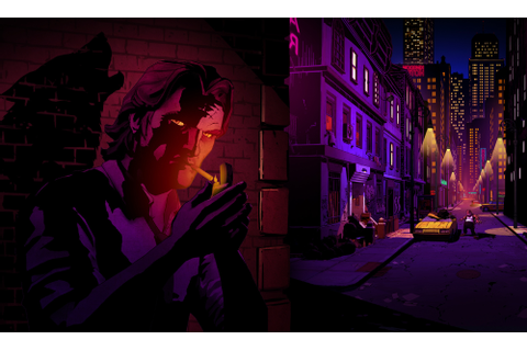 The Wolf Among Us, Video Games, Bigby, Smoking Wallpapers ...