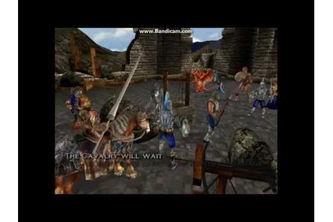 Heroes of Might and Magic Dragonbone Staff Hacked - YouTube