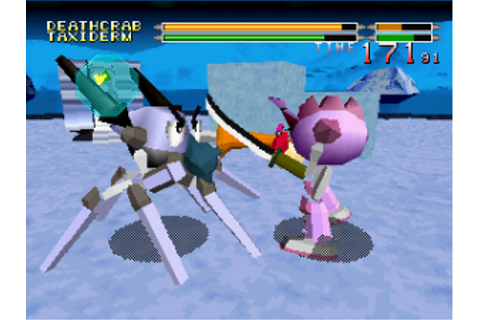 Game Classification : Robo Pit (1996)