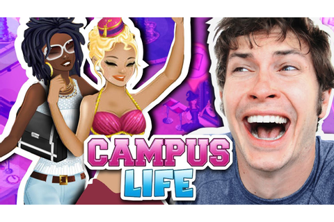 Let's Play Campus Life - YOGA - YouTube