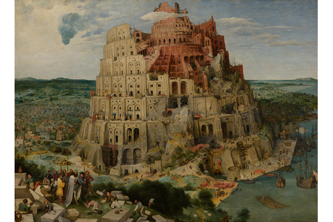 Tower of Babel - Wikipedia