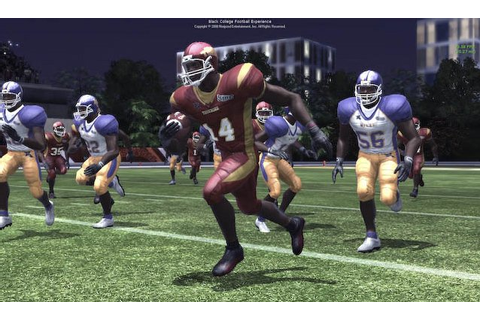 BCFx: Black College Football - The Xperience – дата выхода ...