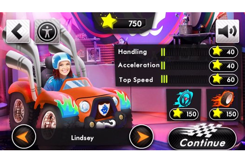 CBBC GAMES: Lets Play All Star Racing 2 Blue Peter ...