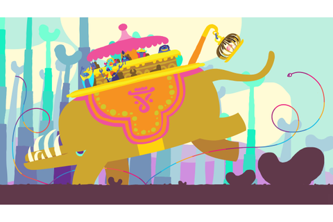 New Game Hohokum Turns Nonsense Into Something Wonderful ...