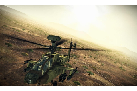 Apache Air Assault Game - Free Download Full Version For PC