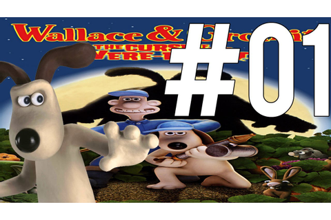 Wallace and Gromit: Curse of the Were Rabbit - Part 1 ...